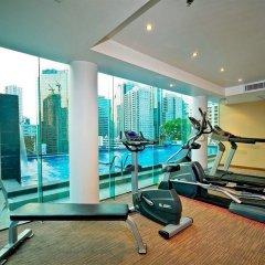Отель Admiral Premier Sukhumvit 23 By Compass Hospitality Бангкок фитнесс-зал фото 2