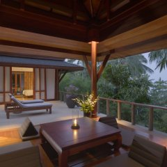 Отель Amanpuri - SHA Plus Таиланд, Пхукет - отзывы, цены и фото номеров - забронировать отель Amanpuri - SHA Plus онлайн балкон