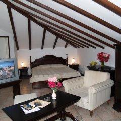 Отель Виктория Отель Болгария, Несебр - отзывы, цены и фото номеров - забронировать отель Виктория Отель онлайн комната для гостей фото 2
