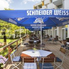 Отель Holiday Inn Munich - South Мюнхен фото 2