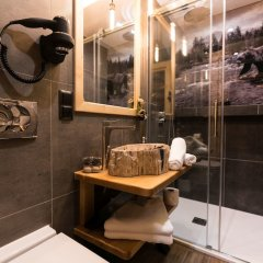Отель Gorski Hyr ванная