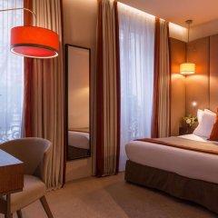 Отель La Bourdonnais Франция, Париж - 1 отзыв об отеле, цены и фото номеров - забронировать отель La Bourdonnais онлайн комната для гостей фото 4