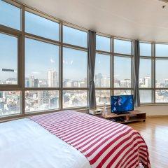 Отель J Loft Seoul Station комната для гостей фото 2