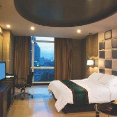 Отель FuramaXclusive Asoke, Bangkok Таиланд, Бангкок - отзывы, цены и фото номеров - забронировать отель FuramaXclusive Asoke, Bangkok онлайн комната для гостей фото 3
