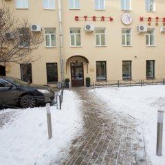 М-Отель Санкт-Петербург парковка