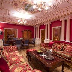 Гостиница Trezzini Palace питание