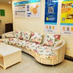 Отель 7 Days Inn Chongqing Yongchuan Yuxi Square Branch интерьер отеля фото 2