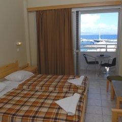 Отель Zephyros Hotel Греция, Кос - 1 отзыв об отеле, цены и фото номеров - забронировать отель Zephyros Hotel онлайн комната для гостей фото 2
