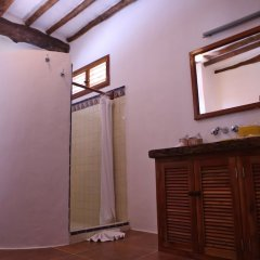 Отель Las Nubes de Holbox ванная
