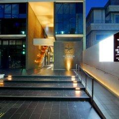 Отель Candeo Hakata Terrace Фукуока гостиничный бар
