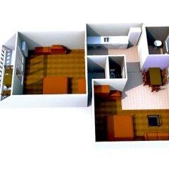 Апартаменты ABT Apartments сауна