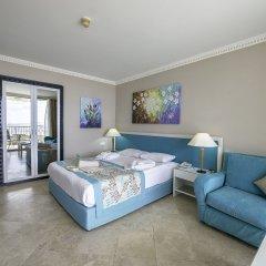 Crystal Sunrise Queen Luxury Resort & Spa Турция, Сиде - 1 отзыв об отеле, цены и фото номеров - забронировать отель Crystal Sunrise Queen Luxury Resort & Spa - All Inclusive онлайн комната для гостей фото 4