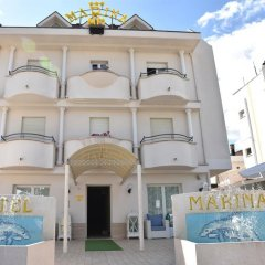 Отель Marina Риччоне бассейн фото 3