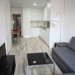 Апартаменты NWT Central Station Apartments в номере