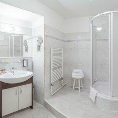 Отель Grandhotel Salva Литомержице ванная фото 2