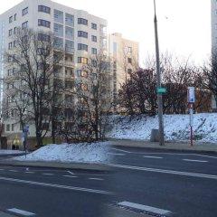 Отель Apartamenty Silver Premium Варшава парковка