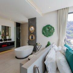 Отель 5-Bedroom Villa Omari with Private Pool пляж Ката комната для гостей фото 5