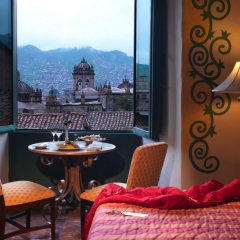 Belmond Hotel Monasterio Куско комната для гостей