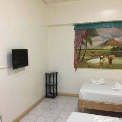 Отель Constrell Pension House Филиппины, Тагбиларан - отзывы, цены и фото номеров - забронировать отель Constrell Pension House онлайн комната для гостей фото 3