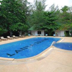 Отель Lanta Island Resort с домашними животными