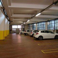 Отель Piemontese Бергамо парковка
