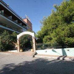 Отель Les Amis Греция, Вари-Вула-Вулиагмени - отзывы, цены и фото номеров - забронировать отель Les Amis онлайн парковка