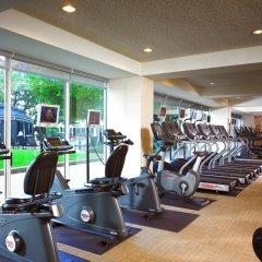 Отель Sheraton Gateway Los Angeles США, Лос-Анджелес - отзывы, цены и фото номеров - забронировать отель Sheraton Gateway Los Angeles онлайн фитнесс-зал фото 4