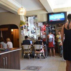 Second Home Hostel Стамбул гостиничный бар