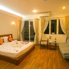 Golden Sea Hotel Nha Trang Нячанг комната для гостей