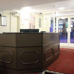 Отель Victoria Station Hotel Великобритания, Лондон - отзывы, цены и фото номеров - забронировать отель Victoria Station Hotel онлайн интерьер отеля фото 2