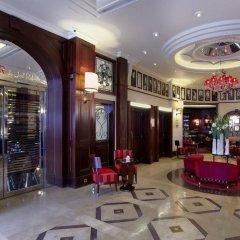 Отель Hôtel Pont Royal интерьер отеля