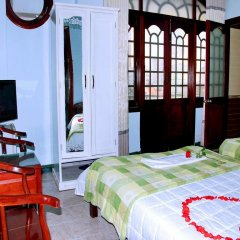 Queen 3 Hotel Нячанг комната для гостей фото 4