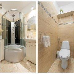 Отель P&O Apartments Prosta Польша, Варшава - отзывы, цены и фото номеров - забронировать отель P&O Apartments Prosta онлайн ванная