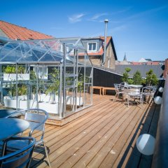 Отель Carmel Дания, Орхус - отзывы, цены и фото номеров - забронировать отель Carmel онлайн приотельная территория