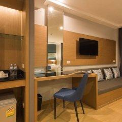Отель AVA Sea Resort удобства в номере фото 2