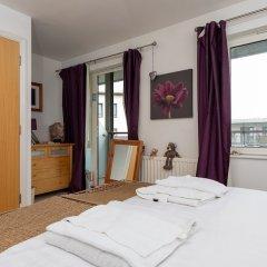 Апартаменты 2 Bedroom Apartment in Greenwich комната для гостей фото 5