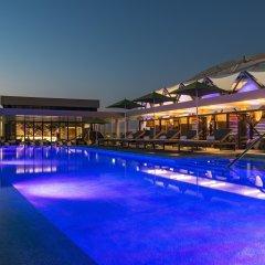 Отель Aloft Al Ain ОАЭ, Эль-Айн - отзывы, цены и фото номеров - забронировать отель Aloft Al Ain онлайн бассейн фото 3