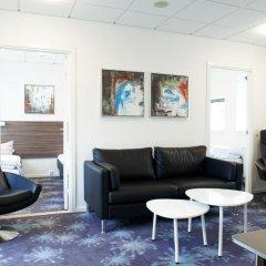 Отель Faber Дания, Орхус - отзывы, цены и фото номеров - забронировать отель Faber онлайн комната для гостей фото 5