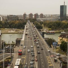 Отель Bridge Apart Belgrade Сербия, Белград - отзывы, цены и фото номеров - забронировать отель Bridge Apart Belgrade онлайн городской автобус