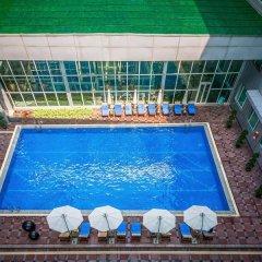 Отель Pullman Guangzhou Baiyun Airport бассейн фото 3