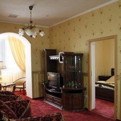 Отель Доминик Донецк комната для гостей фото 4