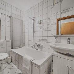 Отель Salzburg Cottage Зальцбург ванная