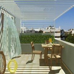 Athens Lotus Hotel балкон