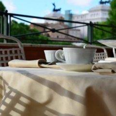Отель Richmond Рим балкон