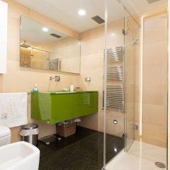 Отель Quart Towers Flat Испания, Валенсия - отзывы, цены и фото номеров - забронировать отель Quart Towers Flat онлайн ванная фото 2