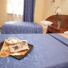 Апартаменты Гостевые комнаты и апартаменты Грифон Стандартный номер с различными типами кроватей фото 20