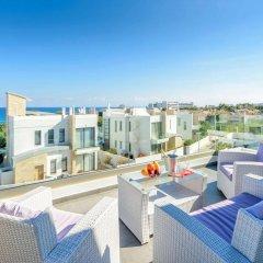 Отель Villa Imperial Кипр, Протарас - отзывы, цены и фото номеров - забронировать отель Villa Imperial онлайн балкон