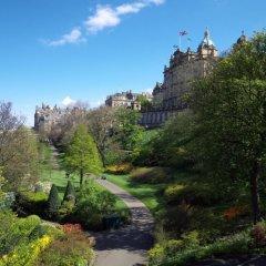 Отель Kimpton Charlotte Square Эдинбург приотельная территория
