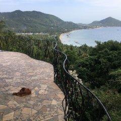 Отель Monkey Flower Villas пляж фото 2