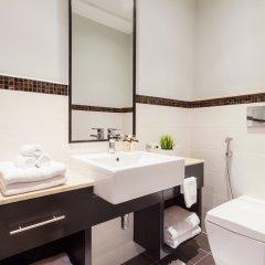 Отель Nasma Luxury Stays - Frond D Palm Jumeirah ванная